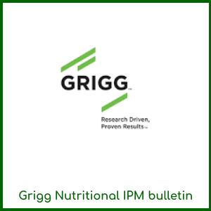 Nutritional IPM Bulletin