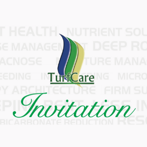 TurfCare Invitation